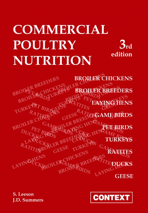 Commercial Poultry Nutrition - 3
