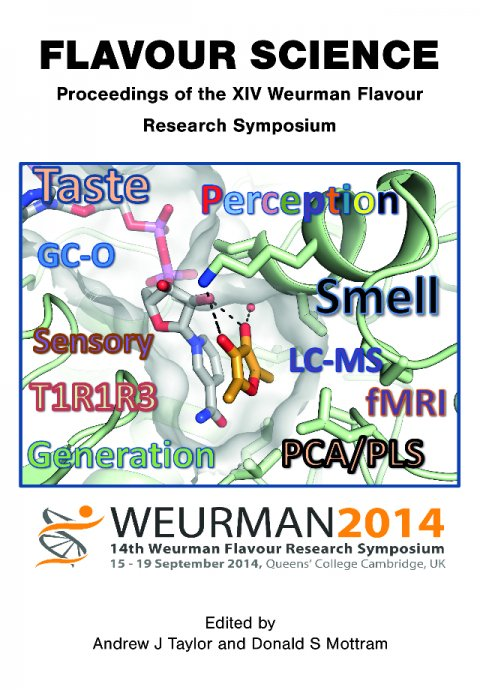 Flavour Science Proceedings of the XIV Weurman Flavour Research Symposium