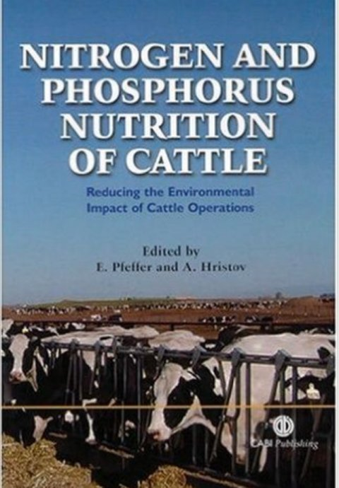 Nitrogen and Phosphorous Nutrition of Cattle