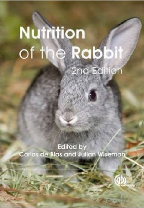 Nutrition of the Rabbit - 2nd Edition