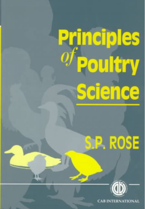 Principles of Poultry Science