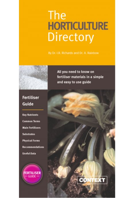 The HORTICULTURE Directory