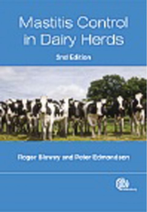 Mastitis Control in Dairy Herds, 2nd Edition