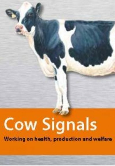 Cow Signals Checkbook - Pocket Edition - COMING SOON