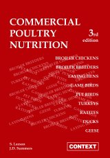 Commercial Poultry Nutrition - 3 by S Leeson And JD Summers