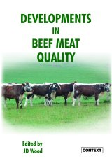 Developments in Beef Meat Quality by Wood, J (Ed)