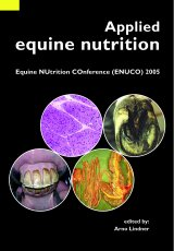 Applied Equine Nutrition by A.Lindner