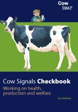 Cow Signals Checkbook by Jan Hulsen