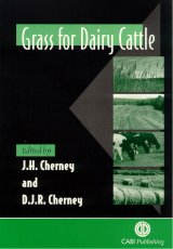 Grass for Dairy Cattle by J.H. Churney, D.J.R. Churney