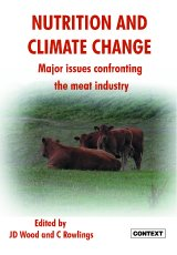 Nutrition and Climate Change: Major Issues by Prof J Wood (Ed)