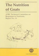 The Nutrition of Goats by A Technical Committtee
