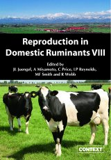Reproduction in Domestic Ruminants VIII by JL Juengel, A Miyamoto, C Price, LP Reynolds, MF Smith, R Webb