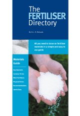 The FERTILISER Directory Materials Guide by I Richards