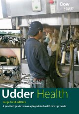 Udder Health - Large Herd Edition by Jan Hulsen Theo Lam Ynte H Schukken