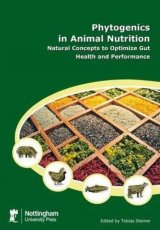 Phytogenics In Animal Nutrition by  Tobias Steiner