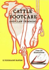 Cattle Footcare and Claw Trimming by Toussaint Raven