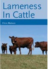 Lameness in Cattle by C Watson