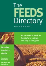 The FEEDS Directory: Branded Products Guide by W N Ewing