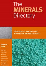 The MINERALS Directory by S J Charlton and Dr W N Ewing