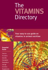 The VITAMINS Directory by S J Charlton and Dr W N Ewing