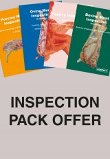 Meat Inspection Series 4 Pack by Andy Grist